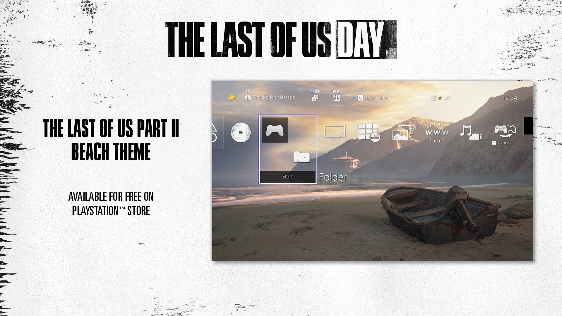 The Last Of Us.Day PS4 Theme