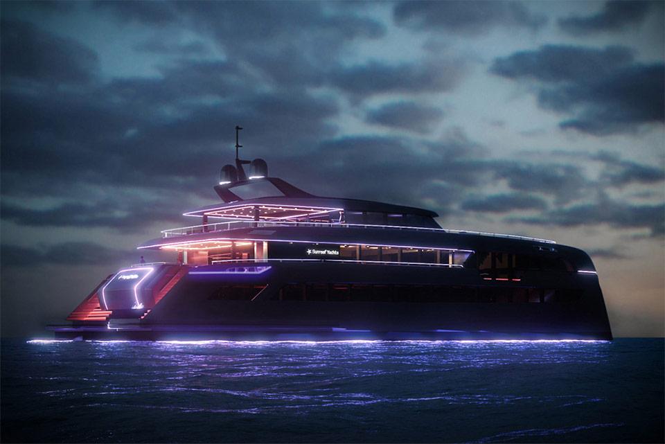 Sunreef 49M Power Yacht