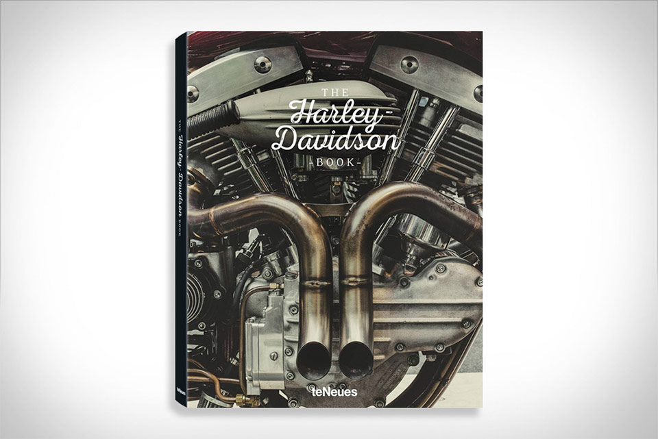 Harley-Davidson Book by Amy Skorheim