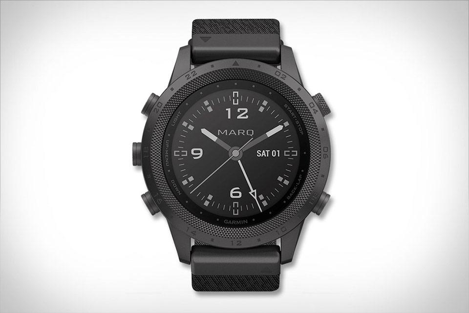 Garmin Commander Watch - MARQ Collection