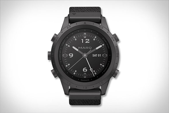 Garmin Commander Watch - MARQ Collection