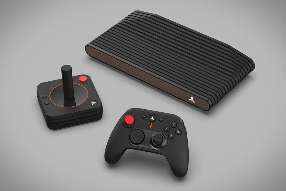 Atari VCS Gaming and Streaming system