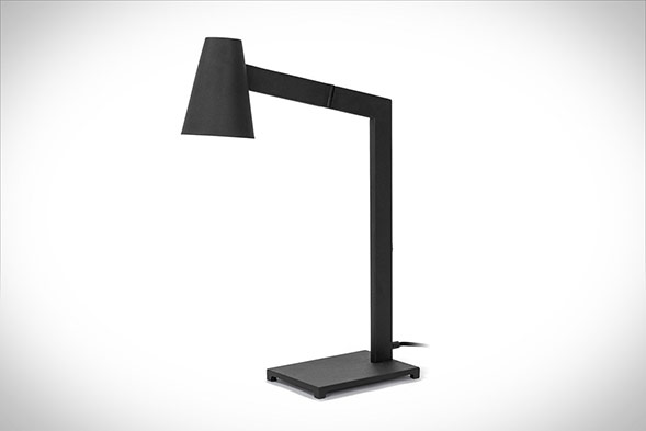 Axis Black Table Lamp