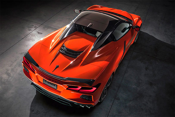 Chevrolet New 2020 Corvette