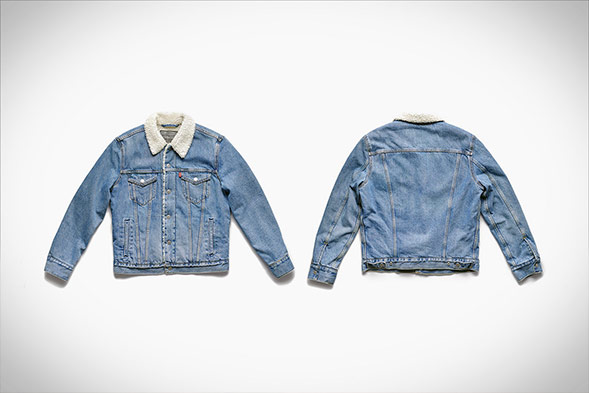 Levi's x Google Tech Denim Trucker Jacket