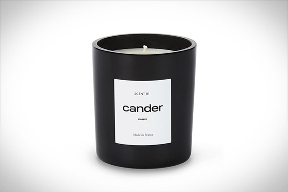 Cander Paris Scent 01 Candle