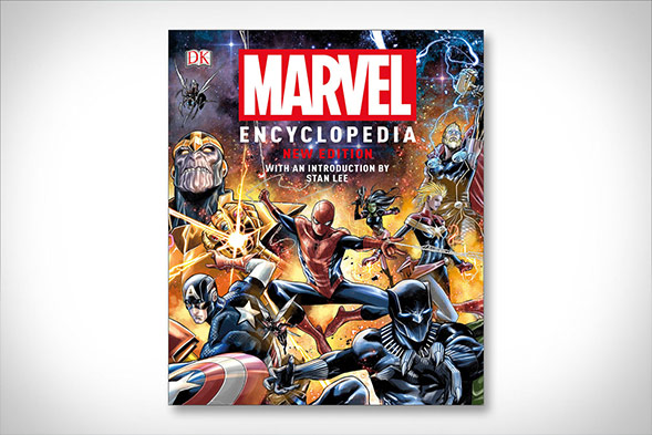 Marvel Encyclopedia New Edition