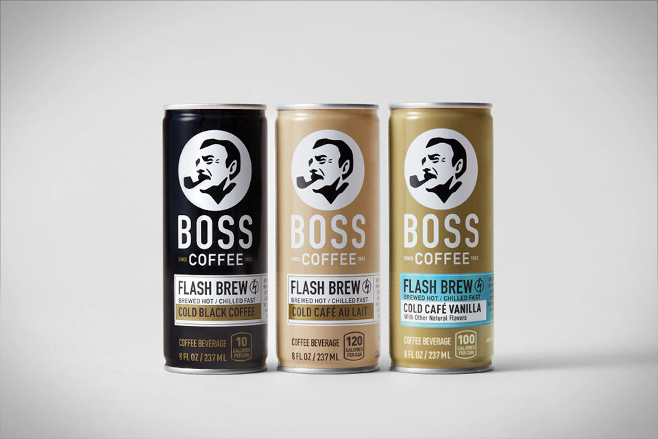 BOSS Coffee by Suntory