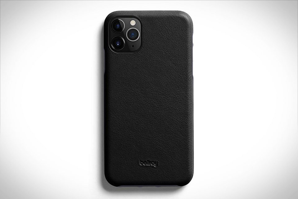 Bellroy Black Phone Case for iPhone 11 Pro