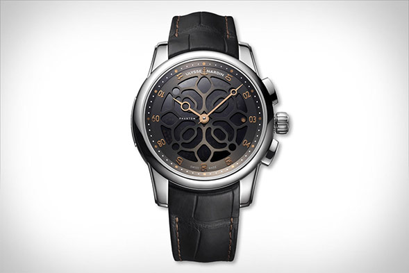 Ulysse Nardin x Devialet Hourstriker Limited Edition Phantom Watch