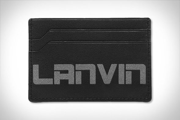 Lanvin Logo Card Holder