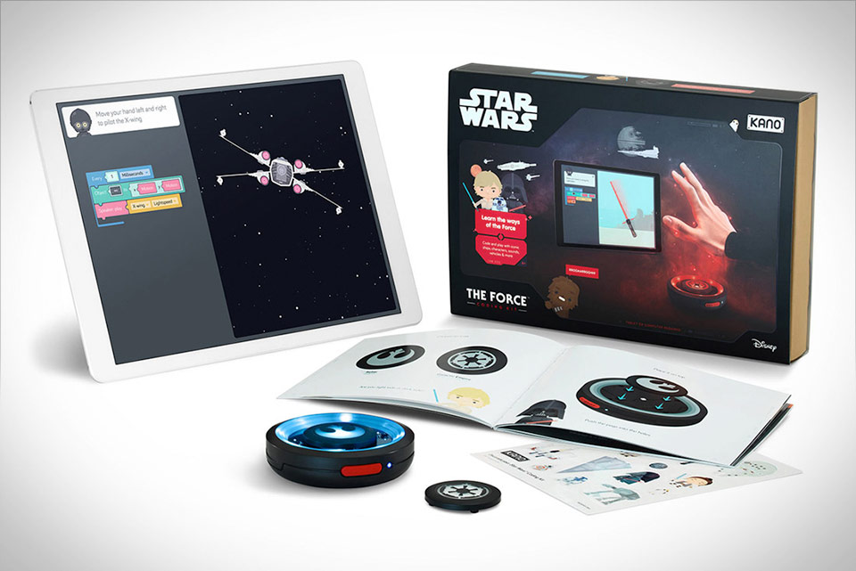 Kano Star Wars The Force Coding Kit