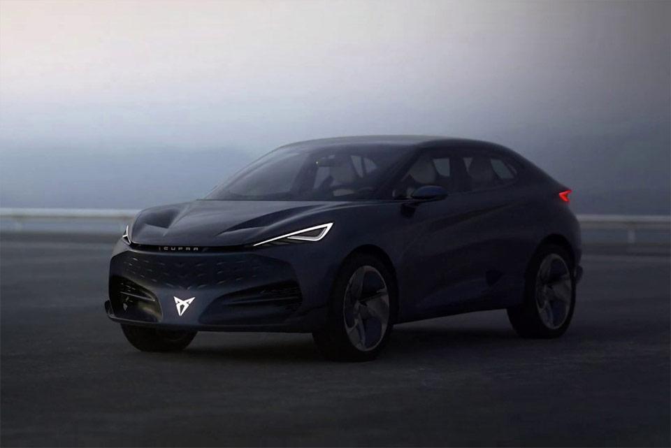 Cupra Tavascan Concept SUV