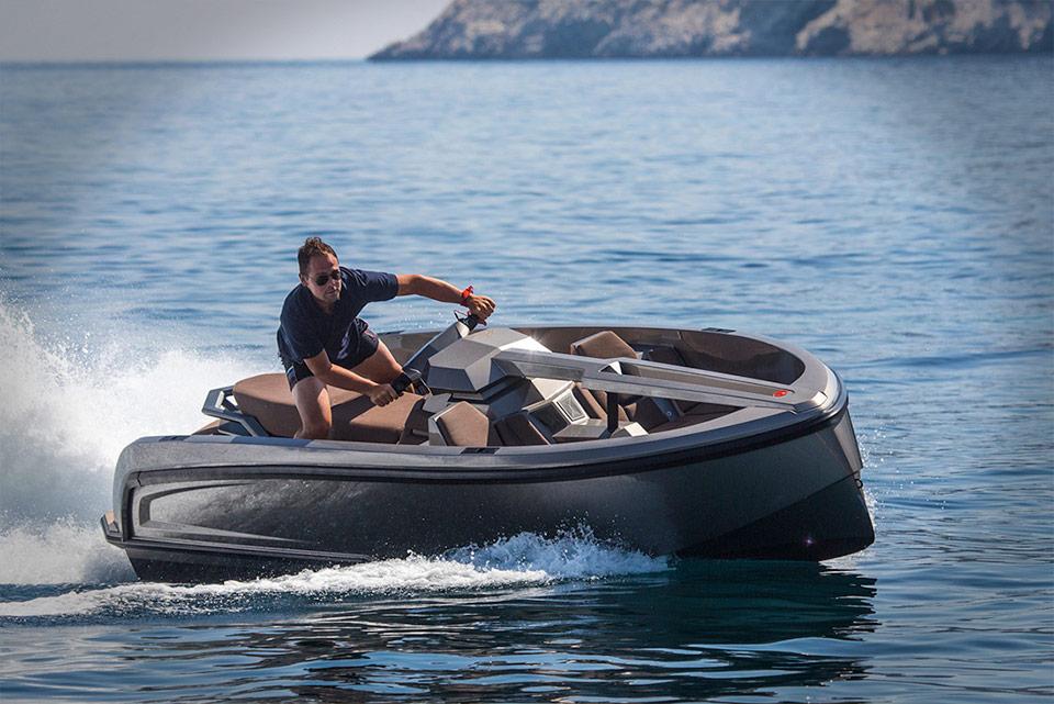 Vanquish Yachts Vanqraft VQ16 Boat