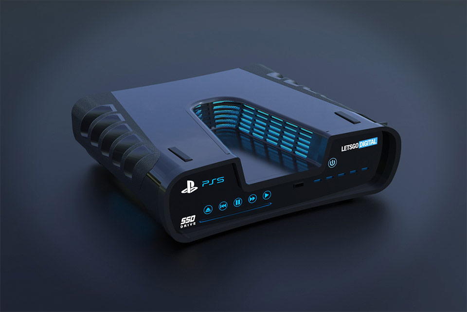 PlayStation 5 Leaked Dev Kit Design