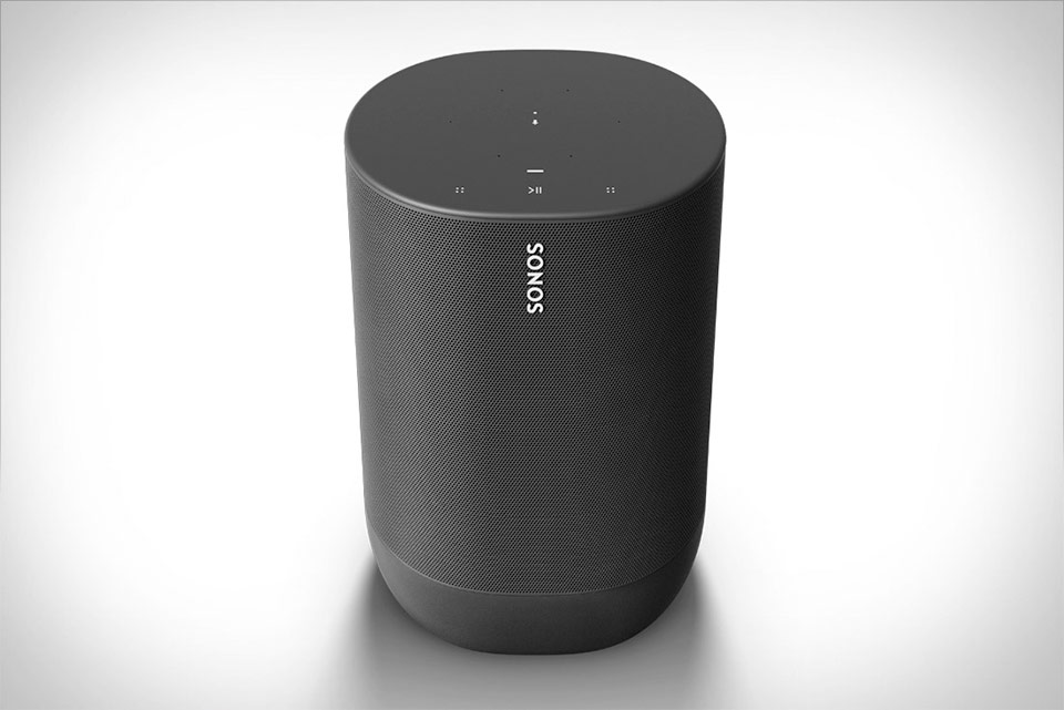 Sonos Move Wi-Fi & Bluetooth Speaker