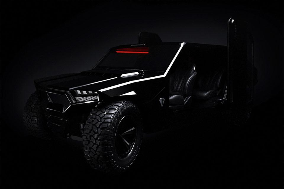 Ramsmobile RM-X2 SUV