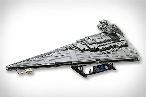 LEGO Imperial Star Wars Destroyer