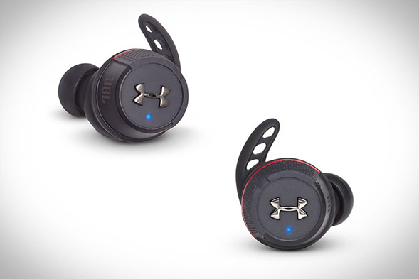 Under Armour True Wireless Flash Engineered by JBL