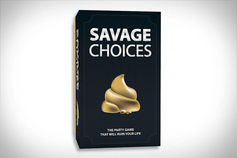 Savage Choices - The Party Game That Ruins Lives