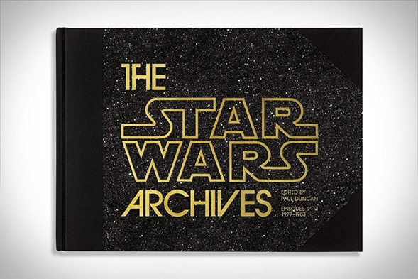 The Star Wars Archives. 1977–1983 Book