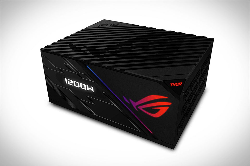 ASUS ROG Thor 1200W Fully-Modular RGB Power Supply