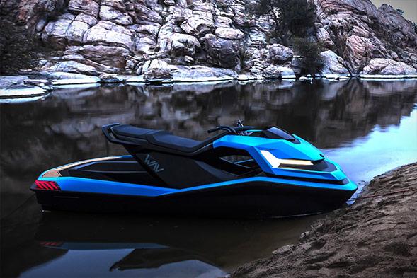 Nikola Wav Electric Water Jet Ski