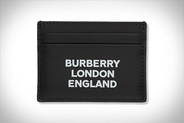 Burberry Black Card Holder