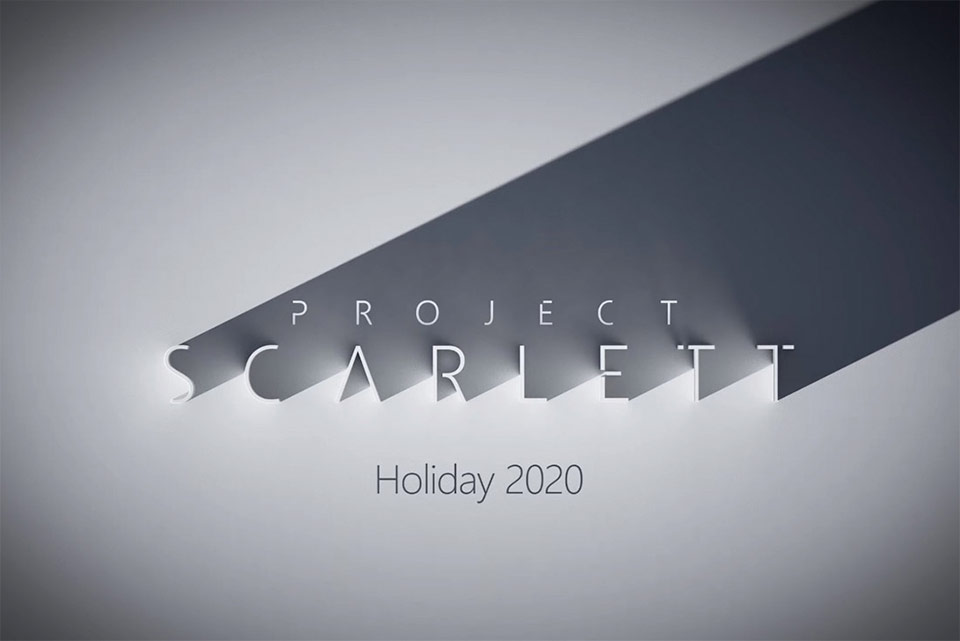 Project Scarlett Console - By Microsoft