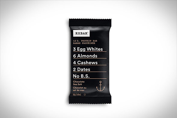 RXBAR Chocolate Sea Salt Protein Bar