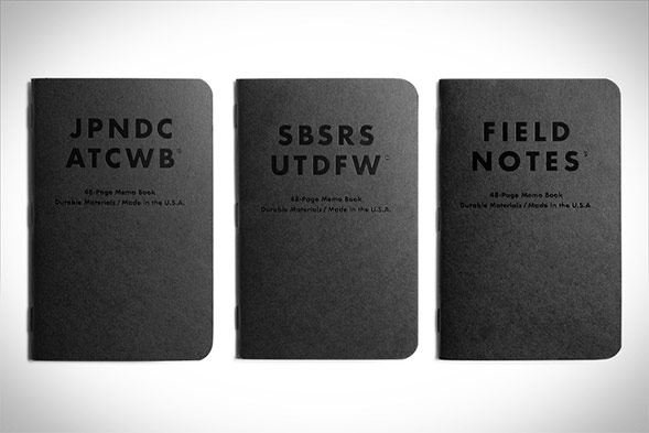 Field Notes Clandestine Limited Edition Notebook