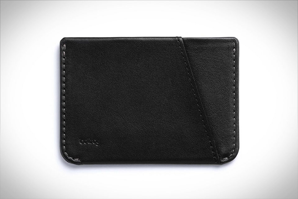 Bellroy Micro Sleeve Black Card Holder