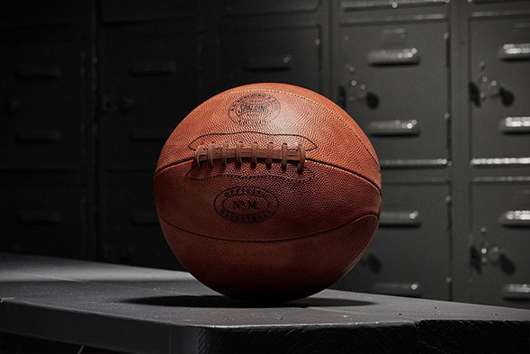 Spalding Horween Leather Basketball