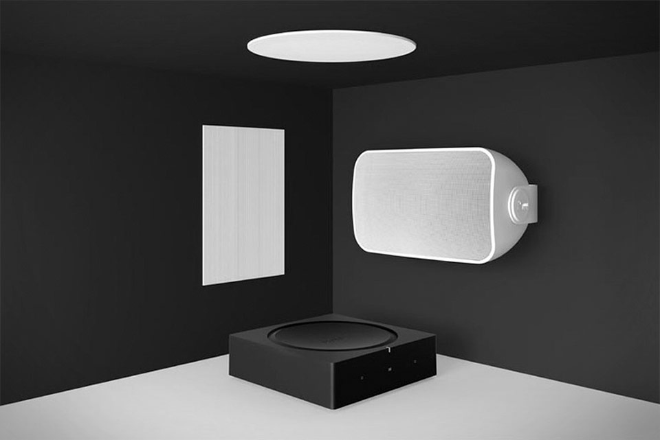 SONOS by Sonance Architectural Solutions
