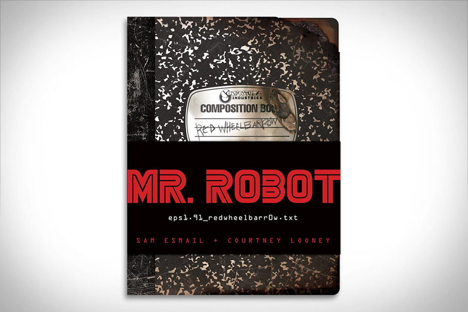 Mr. Robot Red Wheelbarrow