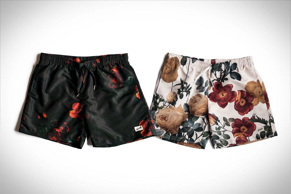 Bather Swim Trunk's