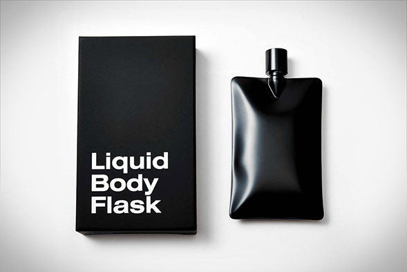 PRFL3 Liquid Body Flask