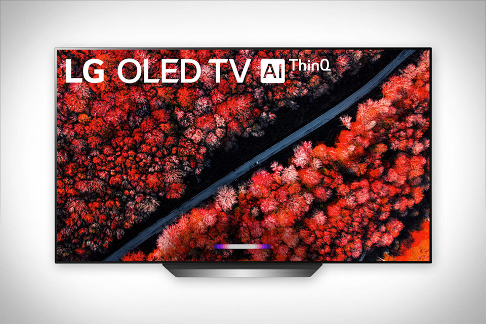 LG OLED C9 TV is the new center of your smart home
