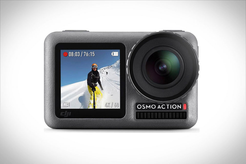 DJI OSMO Action and Selfie Camera