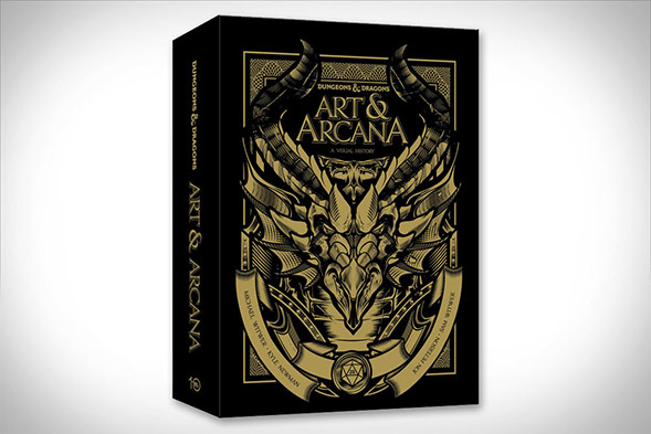 Dungeons & Dragons ART & Arcana edition