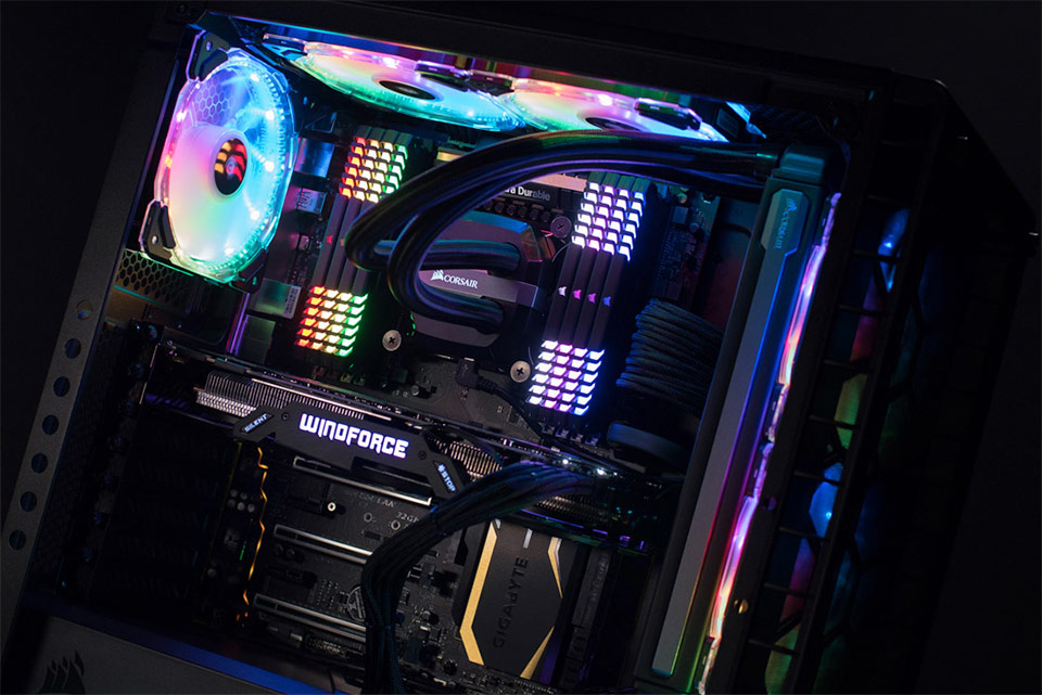 Corsair Lighting Node Pro will upgrade your next setup