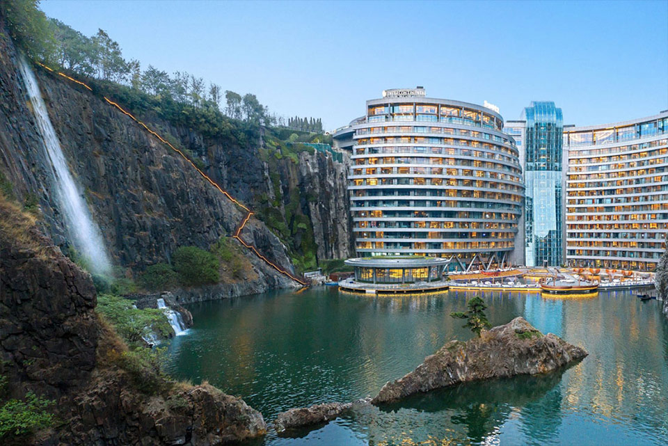 Intercontinental Wonderland Hotel