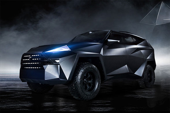 Karlmann King, The most expensive SUV in the world