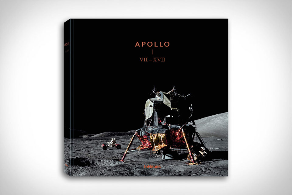 Apollo VII – XVII photography book