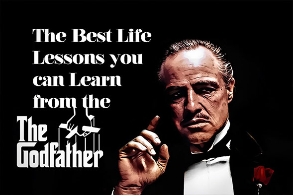 The best 23 life lessons you can learn from the Godfather
