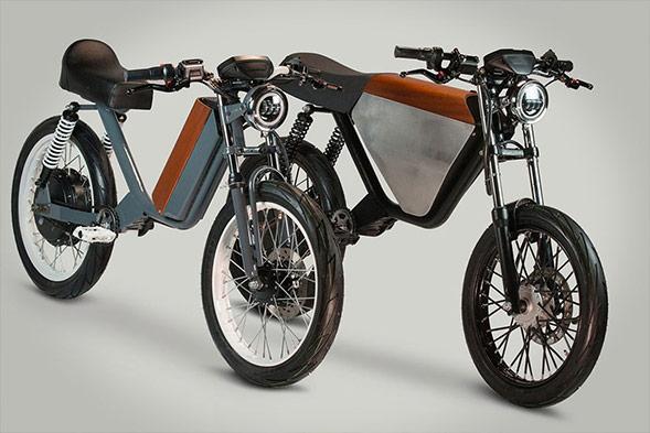 ONYX Motorbikes freedom for the long range