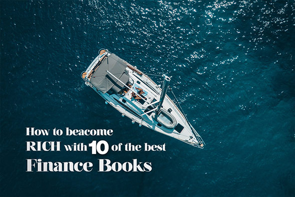 How to become rich with 10 of the best finance books