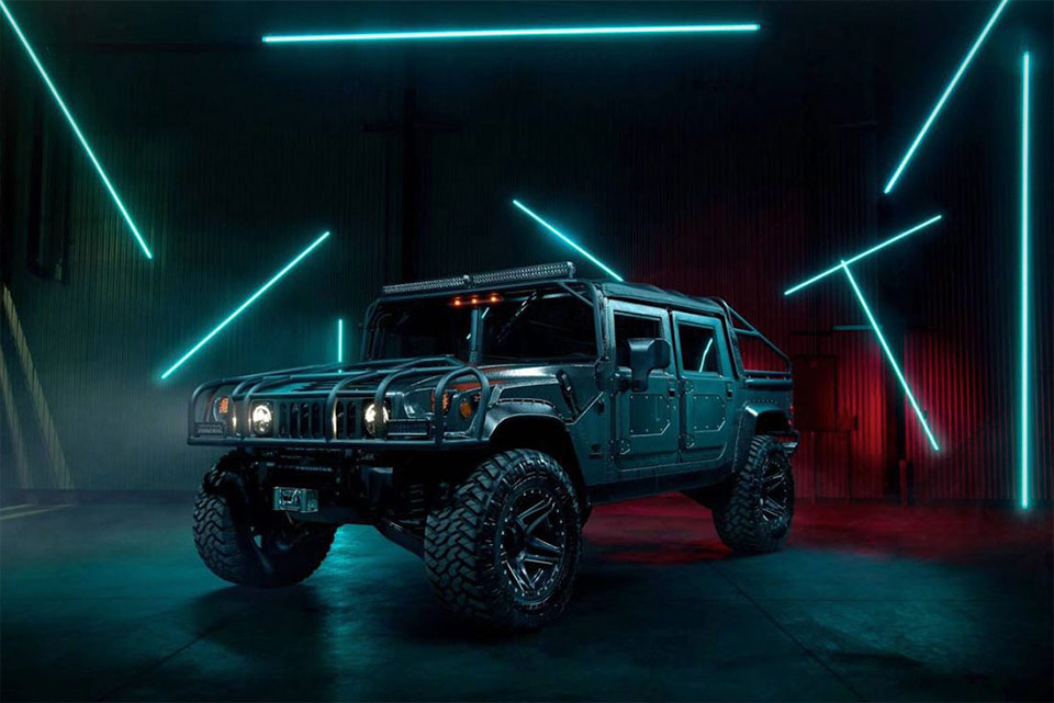 Mil-Spec launched the Hummer H1 Edition and it's nothing like before.