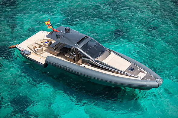 Anvera 48 boat is the new adventure of the ocean