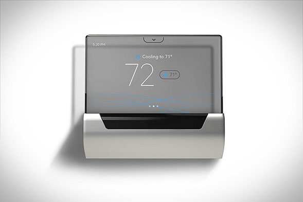 GLAS Smart Thermostat by Johnson Controls